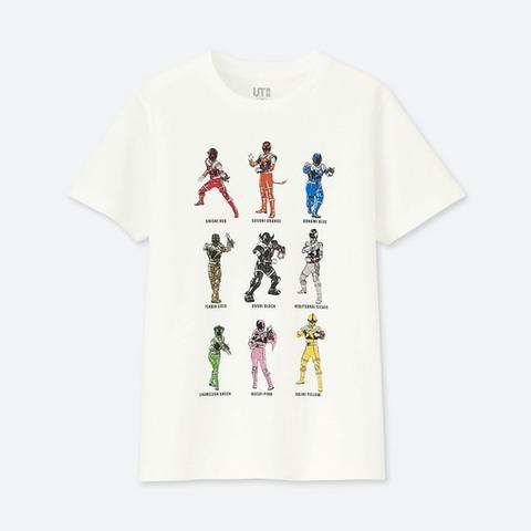 キューレンジャーTシャツ